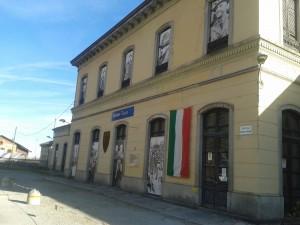 Sede Memoriale Ex Stazione Cuneo Gesso