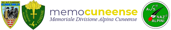 Memoriale Divisione Alpina Cuneense - Sito UFFICIALE
